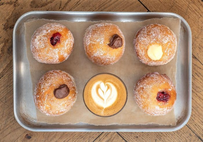 FREE COFFEE & DOUGHNUTS - Ham West Hampstead - Wed 6th March