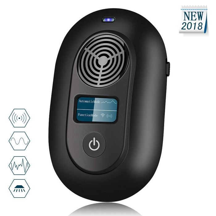 Ultrasonic Pest Repeller - Less than Half Price with Code!