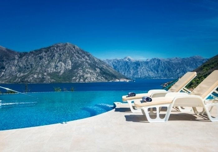 Escape to the Picture-Perfect Montenegro Coast