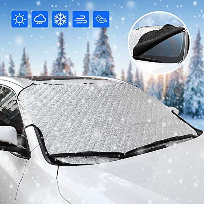 *STACK DEAL* Car Windscreen Snow Cover Windshield