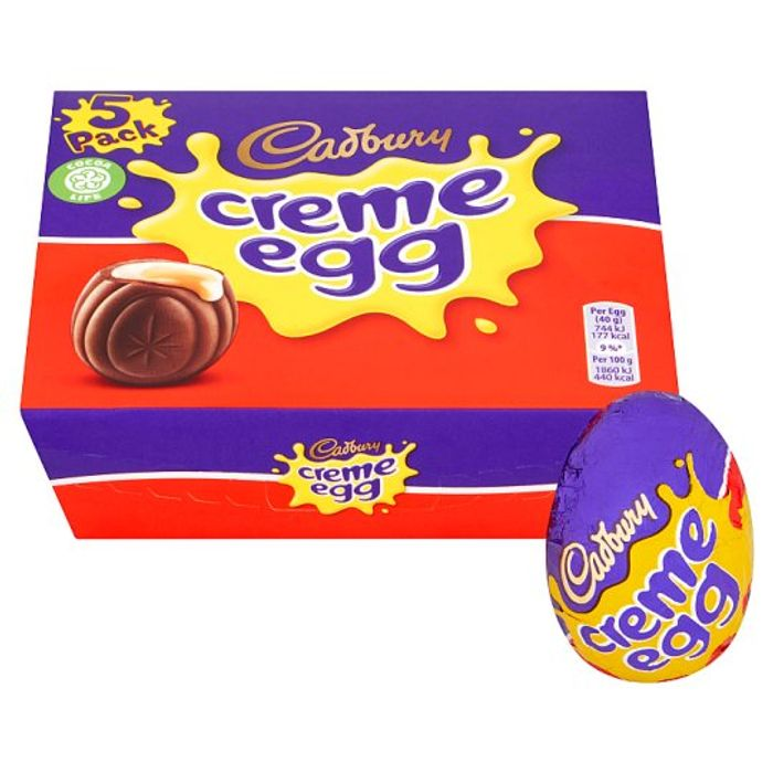 10 Cadburys Creme Eggs for JUST £2 (From 13th March) - 40% Off!