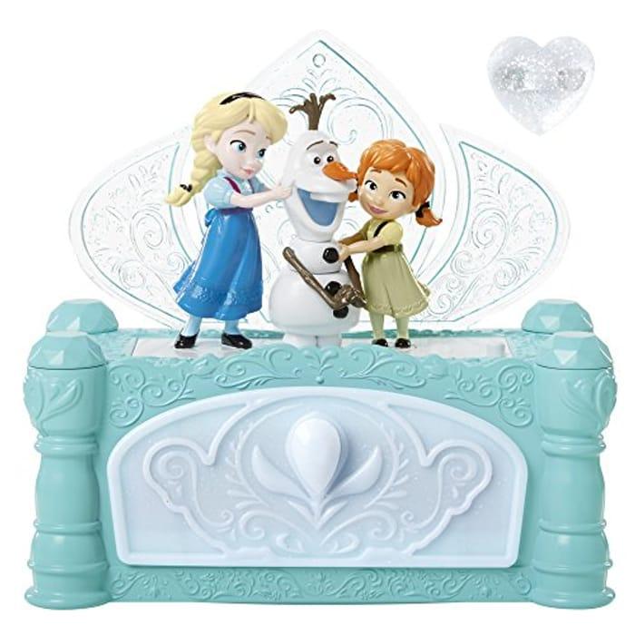 Disney Frozen Jewellery Box