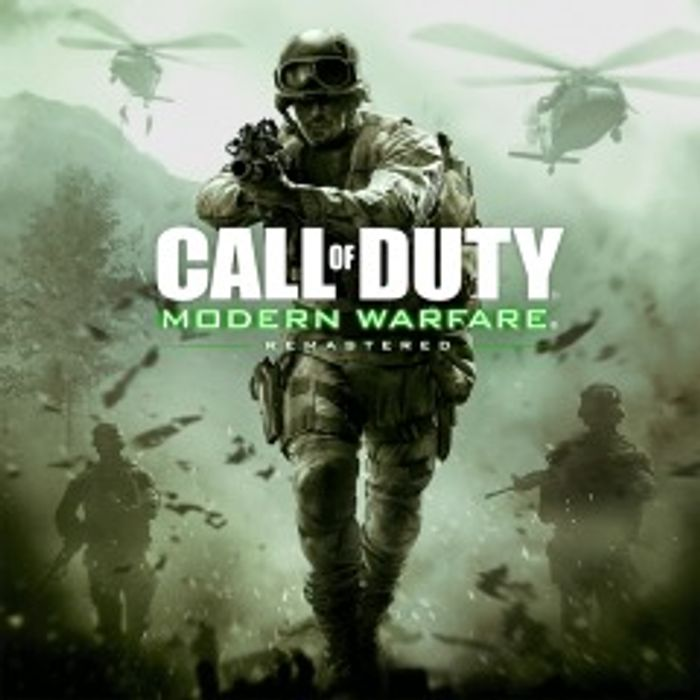 Call of Duty: Modern Warfare Remastered FREE