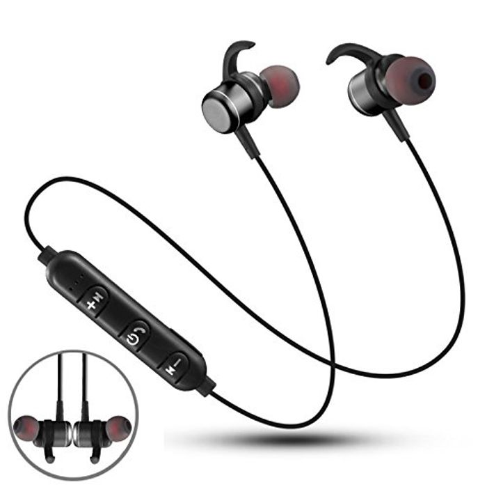 *STACK DEAL* Bluetooth Headphones, Magnetic & Wireless Stereo Sports Earphones