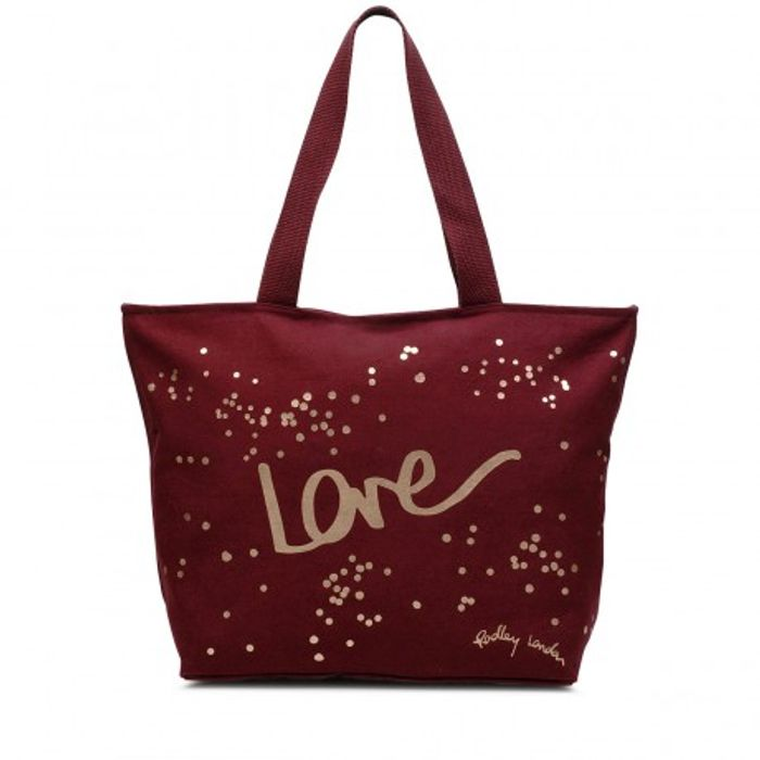 Love Love Large Zip-Top Tote - Radley