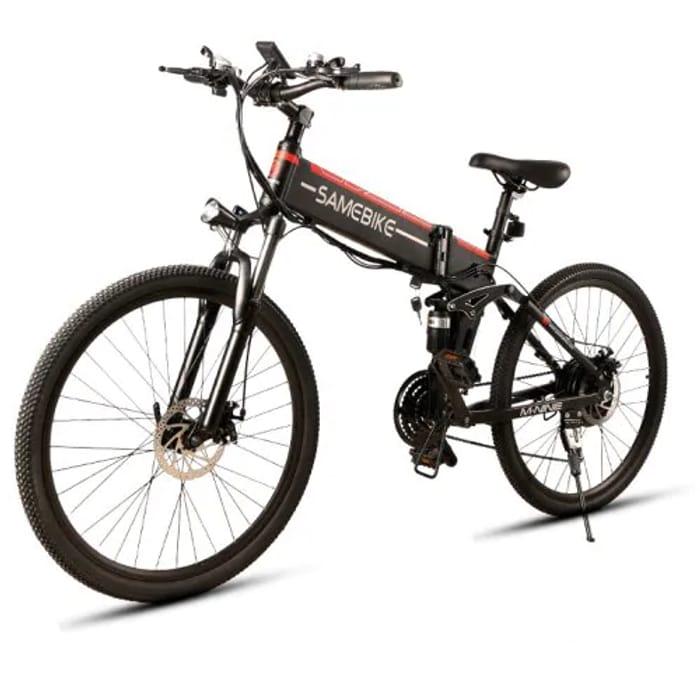 Samebike Smart Folding Electric Bike E-Bike