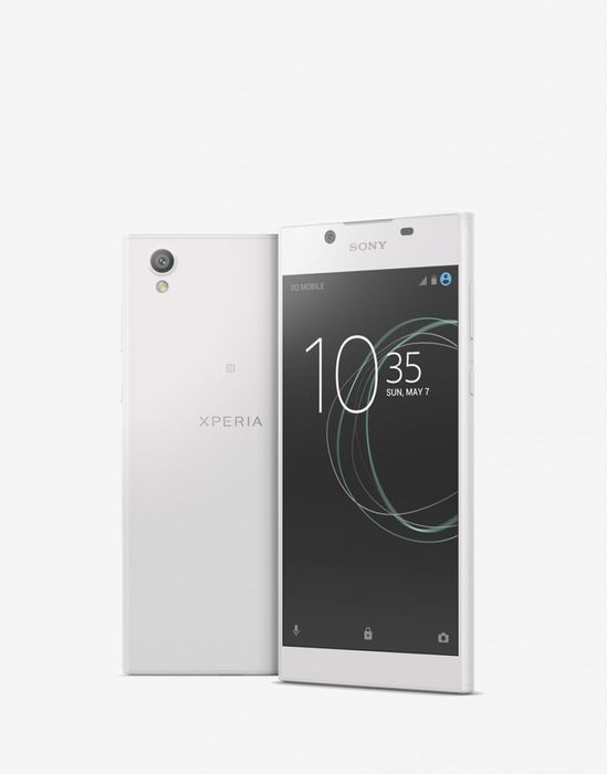 Sony Xperia L1 White, like New on O2 PAYG, No Topup Required £39 at O2