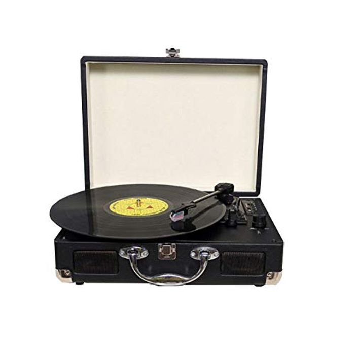 Misprice? Record Player,3 Speed Bluetooth Turntable