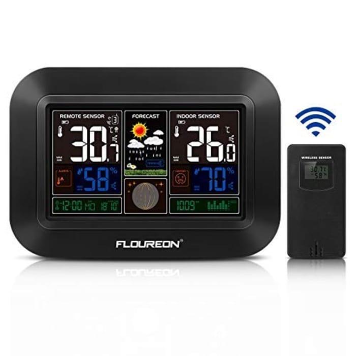 FLOUREON Wireless Weather Stations
