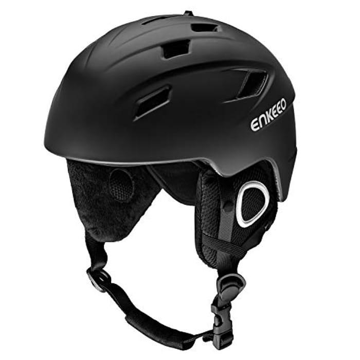 Ski Helmet 2 in 1