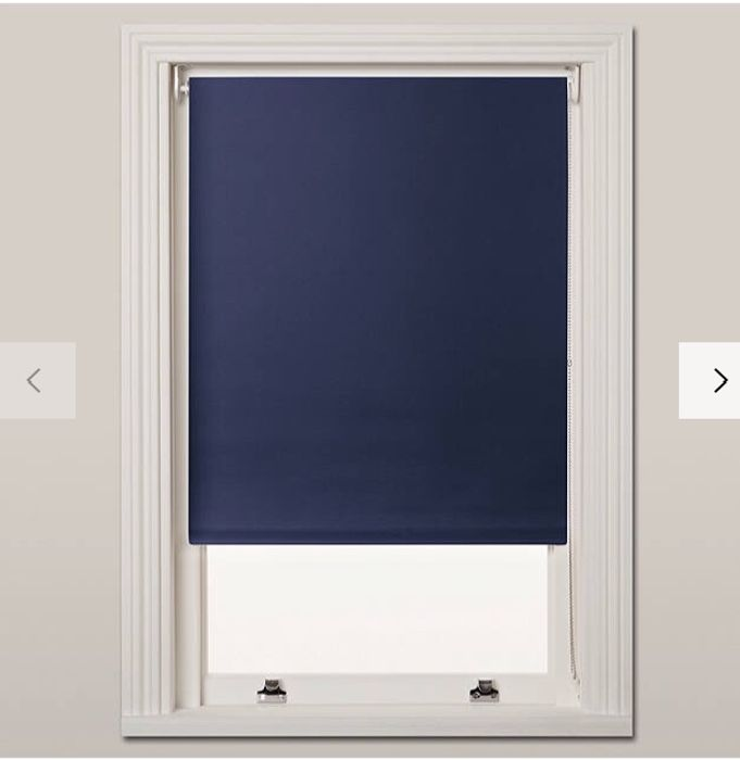 John Lewis & Partners Blackout Roller Blind