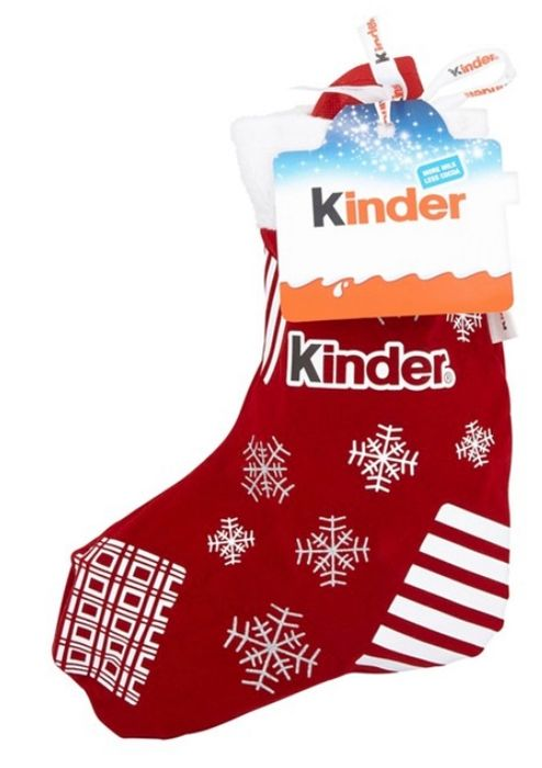Kinder - Mix Chocolates with Stocking - 214.5g