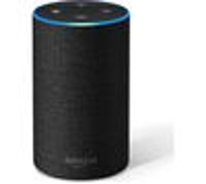 AMAZON Echo - Charcoal Fabric - Save £20