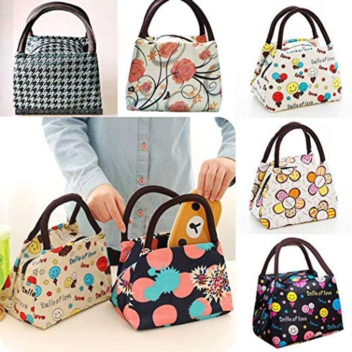 Lunch Bag Discounted 80% + Free Delivery