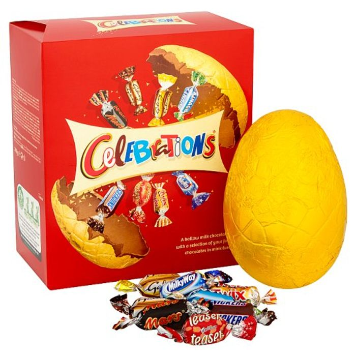 Tesco Large Easter Eggs - Half Price!
