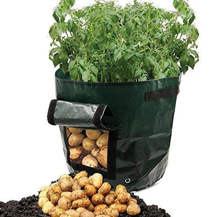Potato Planter Bags - 7 Gallons Soft-Sided Plant Pots