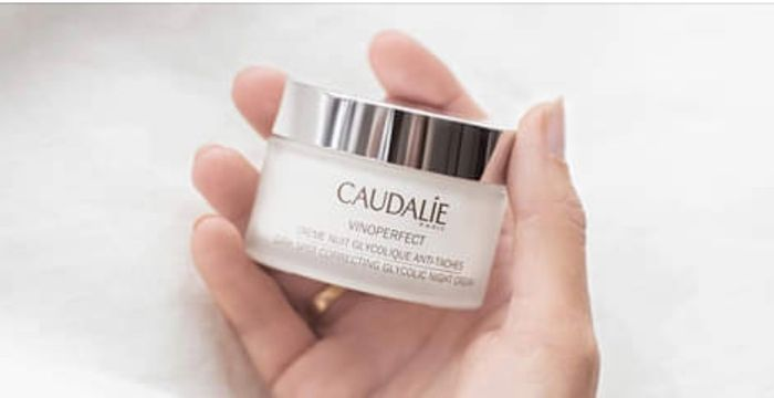 Free Caudalie Vinoperfect Night Cream