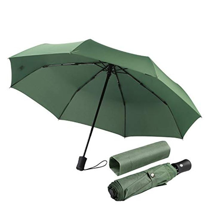 *STACK DEAL* Automatic Umbrella Compact [ Great Reviews ]
