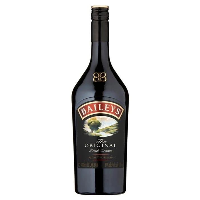 Baileys the Original Irish Cream 1L Not the 70cl - 40% Off