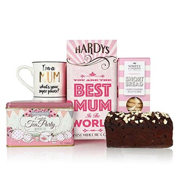 Mother's Day Hamper With £10 Saving