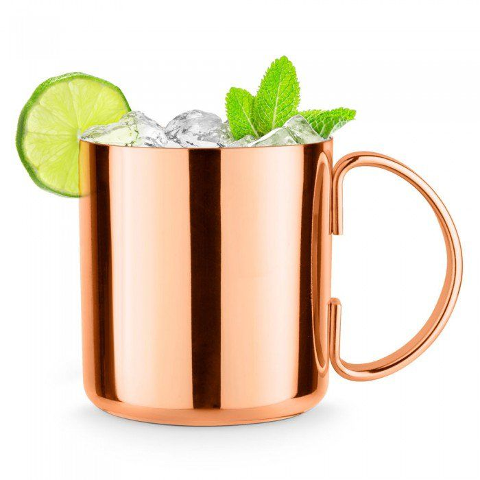 Copper Cocktail Mug