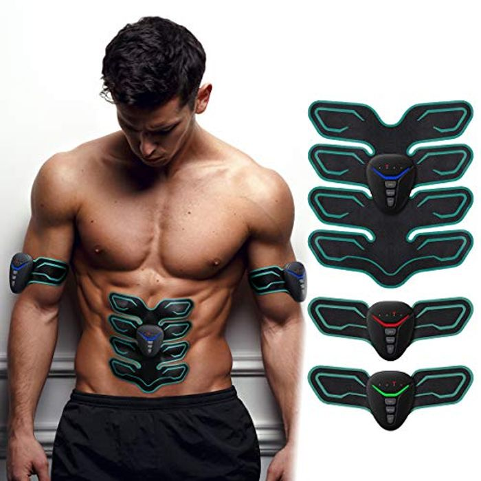 Muscle Toner Abs Trainer