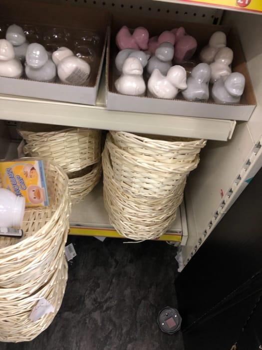 Poundland - Hamper Baskets