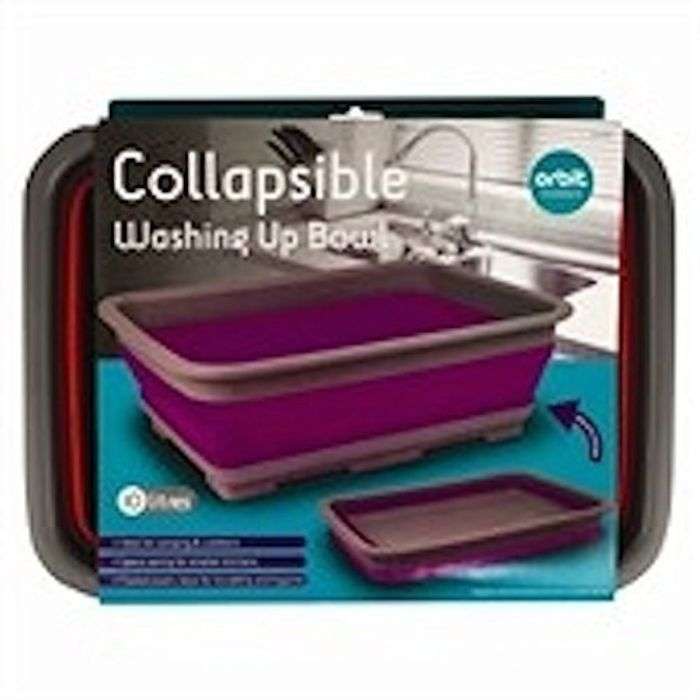 Orbit Innovations Collapsible Washing up Bowl FREE DELIVERY