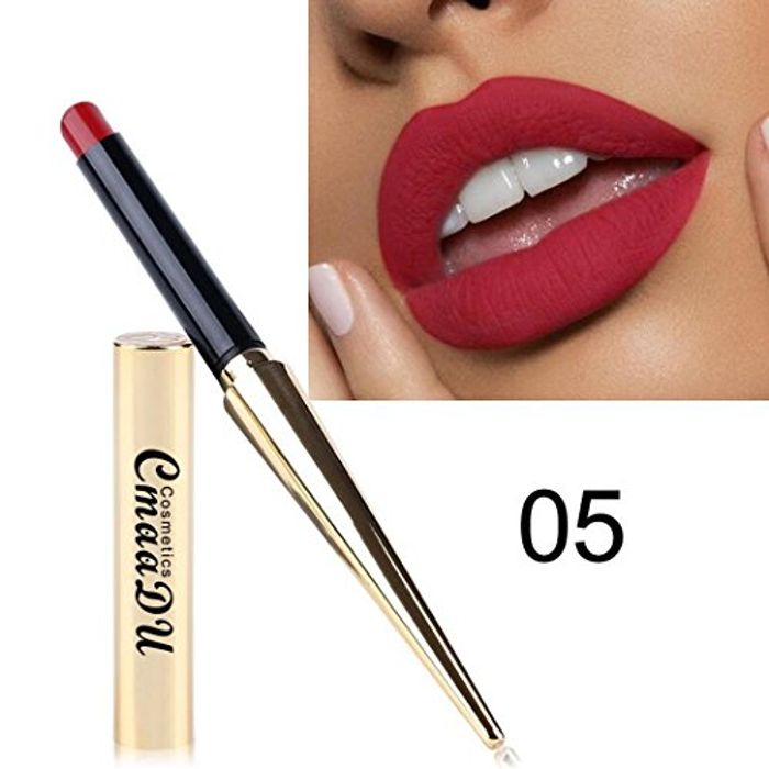 80% off Waterproof Lipstick - 8 Colours