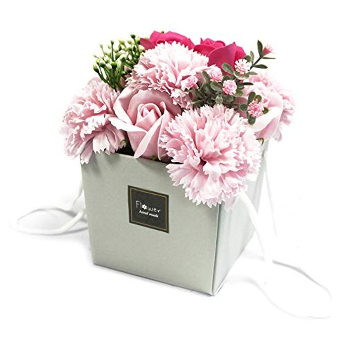 Soap Flower Bouquets at Amazon Only £11.99