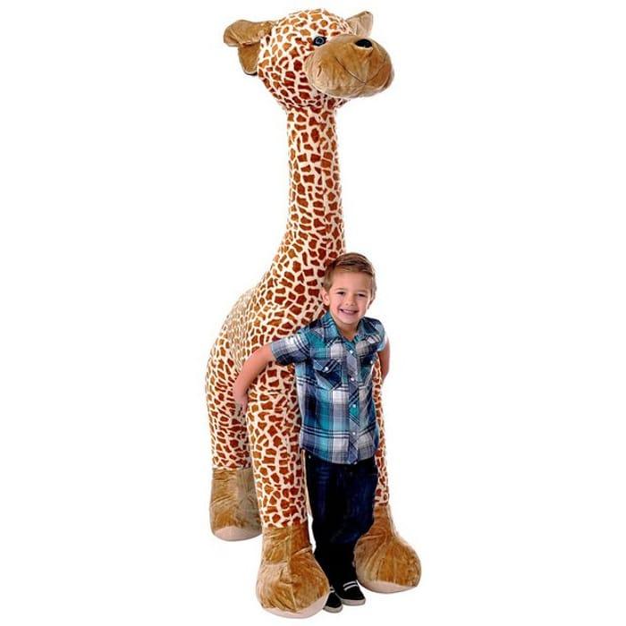 Bargain! Inflate-a-Mals 6ft Giraffe at Argos