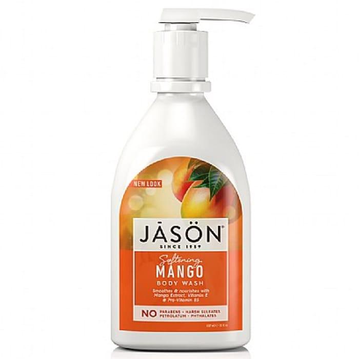 Jason Mango Satin Body Wash (887ml)
