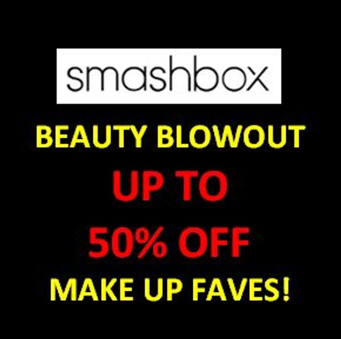 SMASHBOX Make up - 1/2 PRICE!