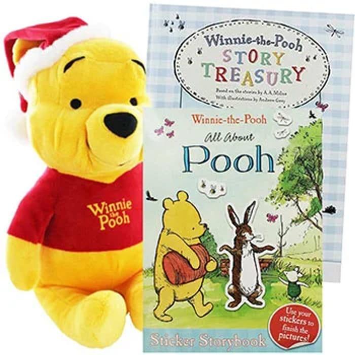 Winnie the Pooh Gift Bundle - save 60%