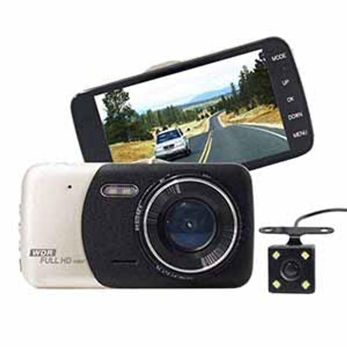 HD 1080P Car DVR 8X Wide Digital Dash Camera - Free Shipping