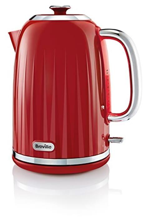Breville VKT006 Impressions Kettle, 1.7 L Red - Save £19