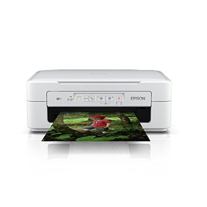 Epson Expression Home XP-257 Print/Scan/Copy Wi-Fi Printer, White