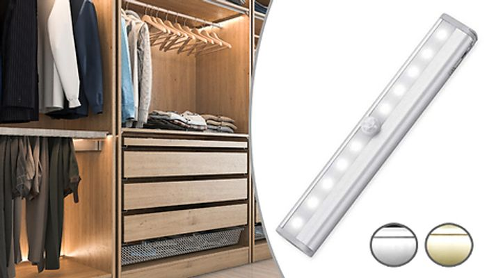 Wireless Motion Sensor Lights from £5.49 Delivered (Each)