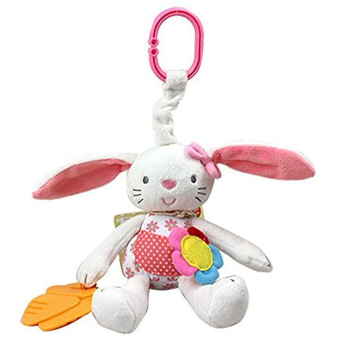 Cute Bunny Pram Toy with Free Delivery