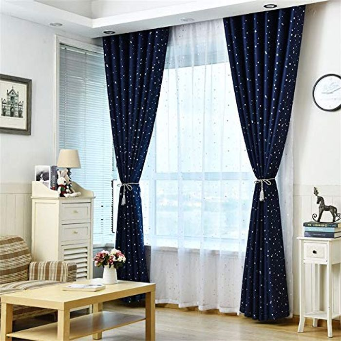 Super Soft Thermal Insulated Window Curtain,