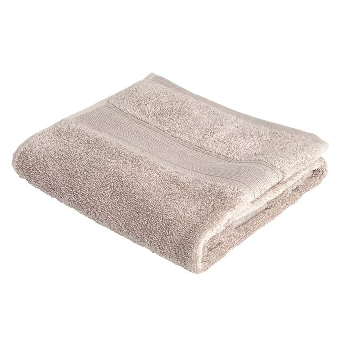 Wilko Supersoft Natural 100% Cotton Hand Towel - Save £2