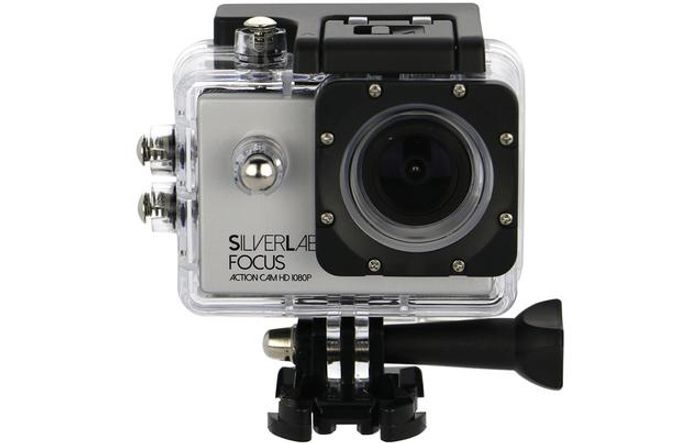 SilverLabel Focus 1080p Action Camera