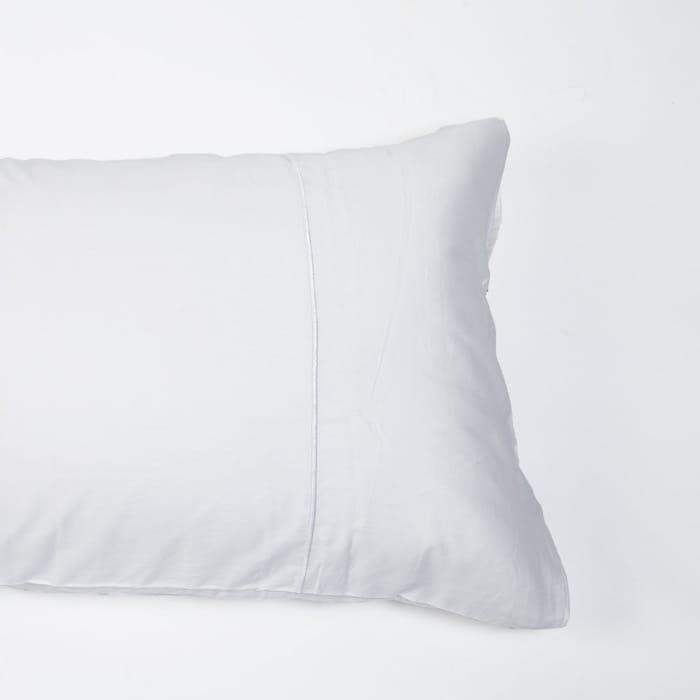 Egyptian 400 Thread Count Pure Cotton Pillowcase - HALF PRICE!