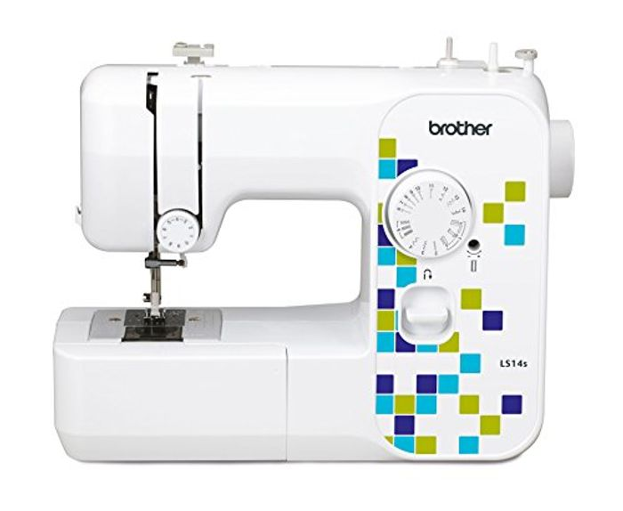 Brother LS14S Metal Chassis Sewing Machine - GOOD for BEGINNERS!