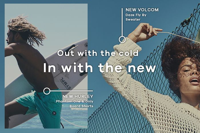20% off on Selected New Season at Surfdome