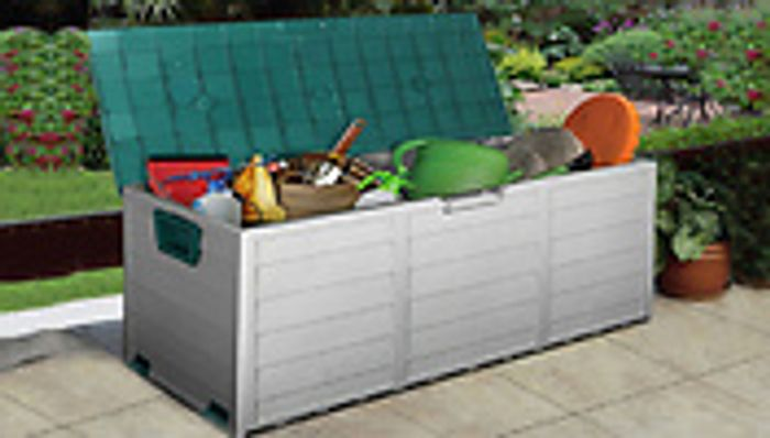 XL Waterproof Garden Storage