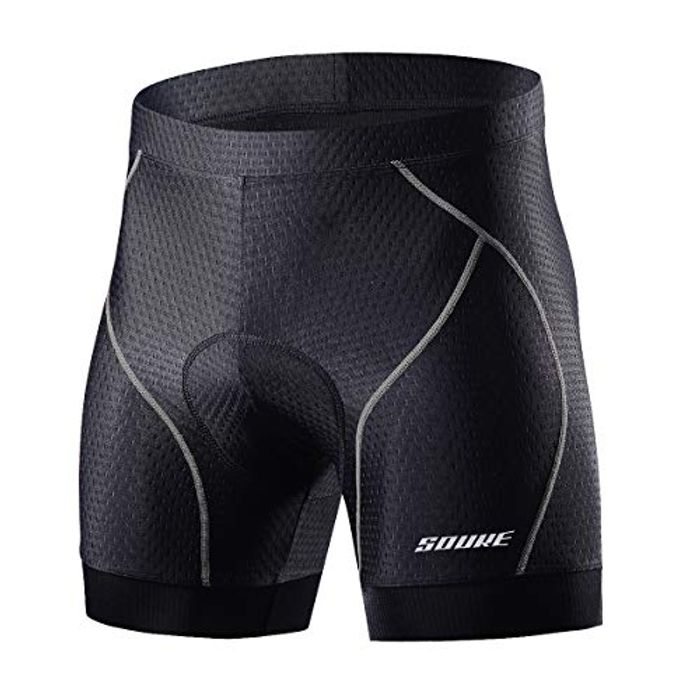 *STACK DEAL* Sports Men's Cycling Underwear 4D Padded