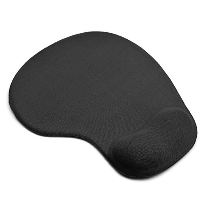 Mouse Pad with Wrist Support - Only £2.99!