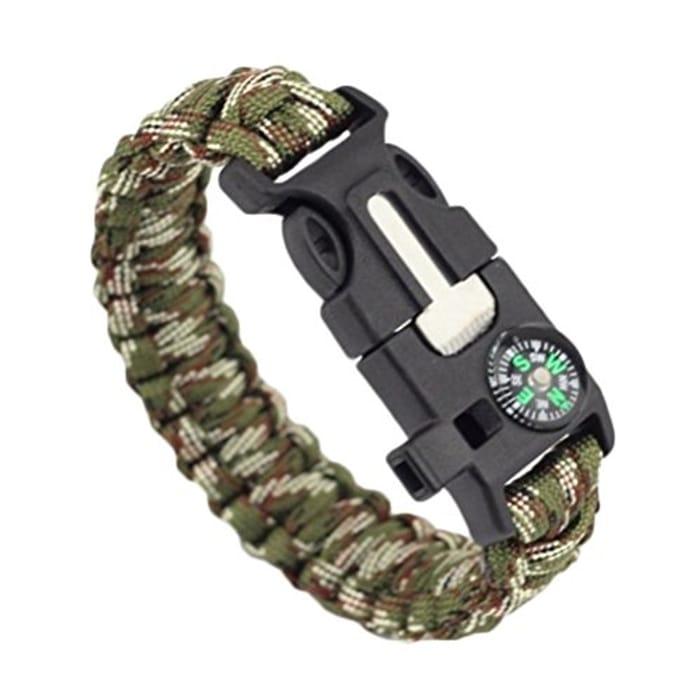Survival Bracelets Only £1.14 Free Delivery