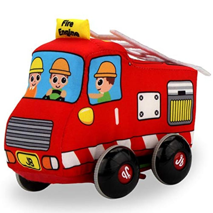 Pull Back Vehicles Baby Soft Toy Toy Cars